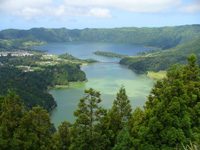 Sao Miguel - Vista do Rei